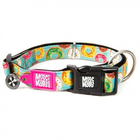 Max & molly collar donuts para perros