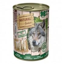 Natural greatness cordero latas monoproteicas para perros