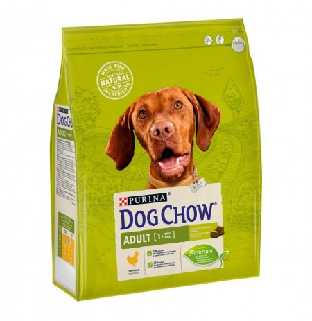 Dog chow adult de pollo para perros