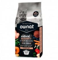 Ownat cat ultra pollo y arroz para gatos