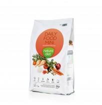 Pienso Natura Diet Daily Food Mini para perros adultos de raza pequeña