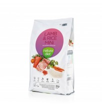 Pienso Natura Diet Lamb&Rice Mini para perros adultos de raza pequeña