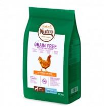 Nutro grain free pollo para perros grandes